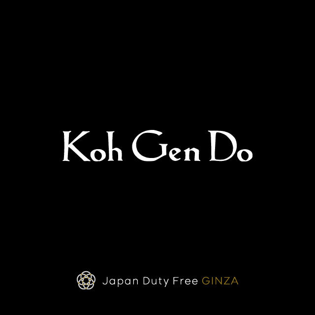〈Koh Gen Do〉POP UP SHOP